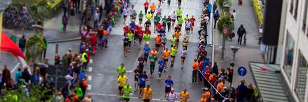 フルマラソン完走を目指すランニングシューズ選び