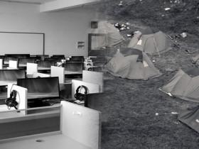 オフィス テント